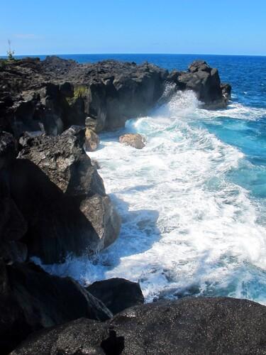 R comme requin. Est il possible de se baigner à la Réunion?