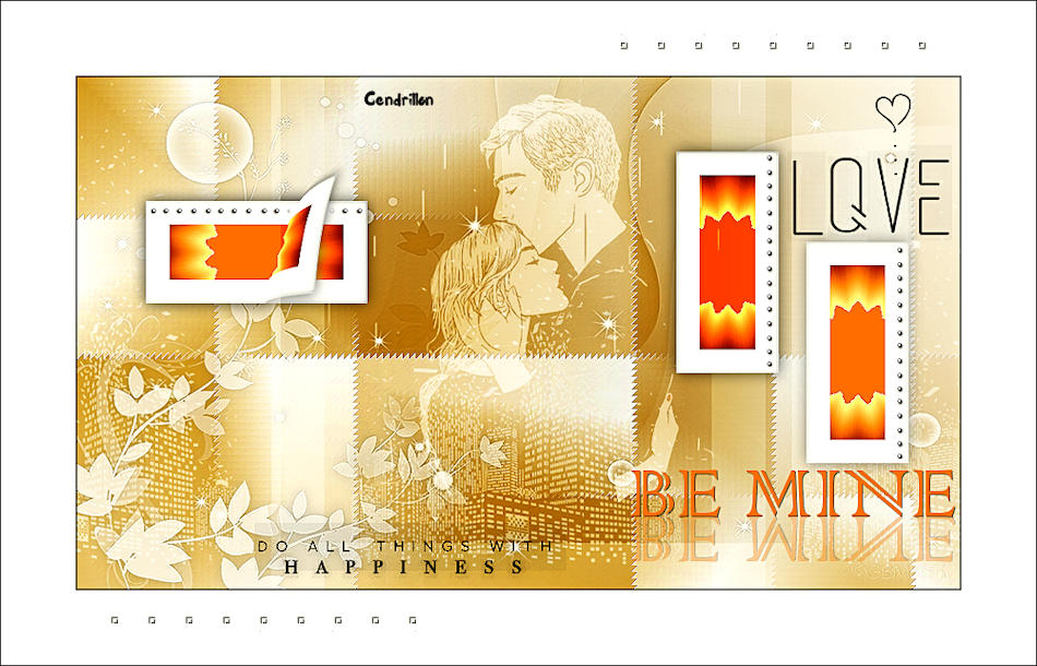 Be Mine - PSP Arena - Traduction Animabelle