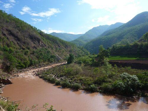 En route vers le Sud episode 2 : Wenjingzhen - Pu'er