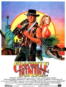 CROCODILE DUNDEE BOX OFFICE