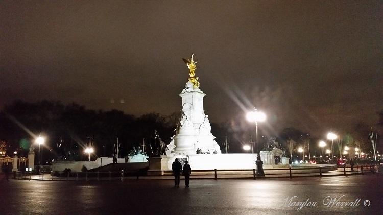 Londres : La nuit