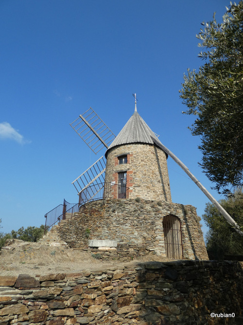 Le moulin de la Cortina