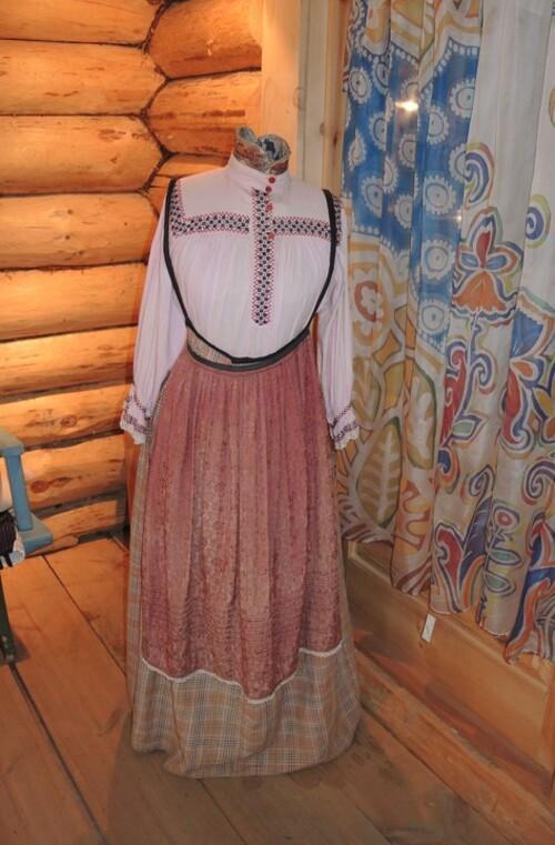 Croisière Russie- Jour 3- Mandrogui- N°3 l'artisanat