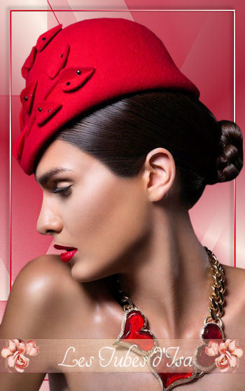 FAC0011 - Tube femme chapeau