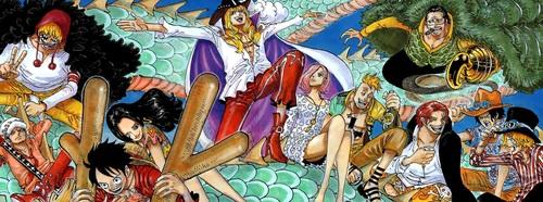 One Piece chapitre 874