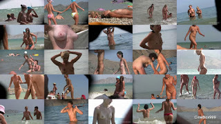 CANDID-HD. Nude Beach. Parts 1,2.3.