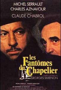 BOX OFFICE FRANCE 1982 LES FANTÔMES DU CHAPELIER