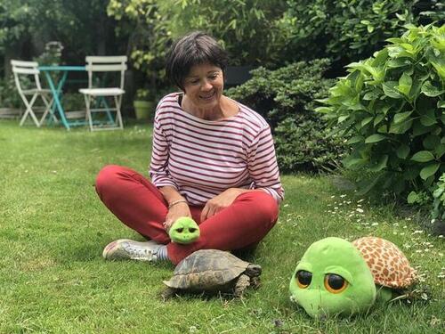 Toulouse : elle parcourt 1000 kilomètres à pied pour sauver les tortues