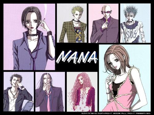 LE RETOUR!!!!!!!!!!!Nana