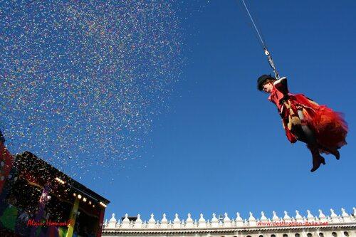 Vendredi haïku, senryû, le carnaval...