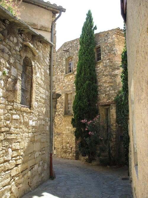 Le Barroux ( Vaucluse )