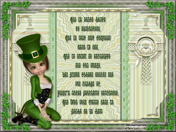 Vos versions - Irish Blessing2