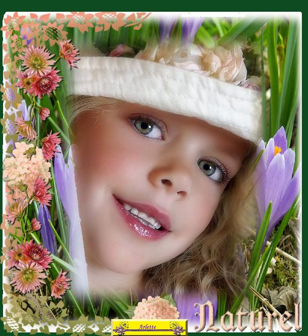 vos créations 6 pour mon cluster fleurs de printemps - nature