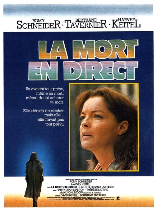 LA MORT EN DIRECT BOX OFFICE FRANCE 1980