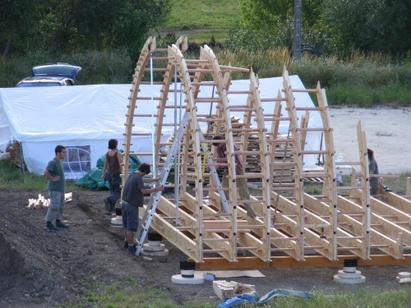 Construction petite écoquille