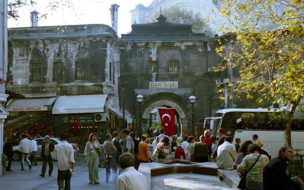 Istanbul au fil des pas...