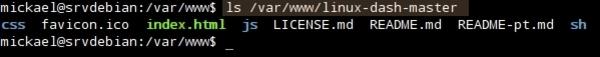 Monitorer son système avec linux-dash