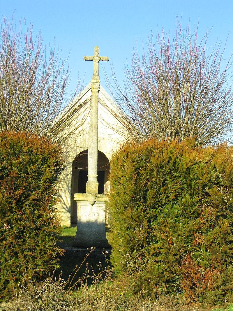 Heuilley-sur-Saône. La chapelle Ste Anne