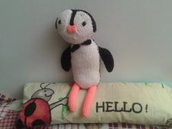 Le relooking extrêmement réussi du Pingouin Rieur