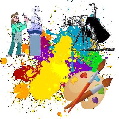 classeur d'éducation artistique