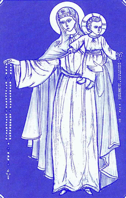 Le mois du rosaire : 7 octobre
