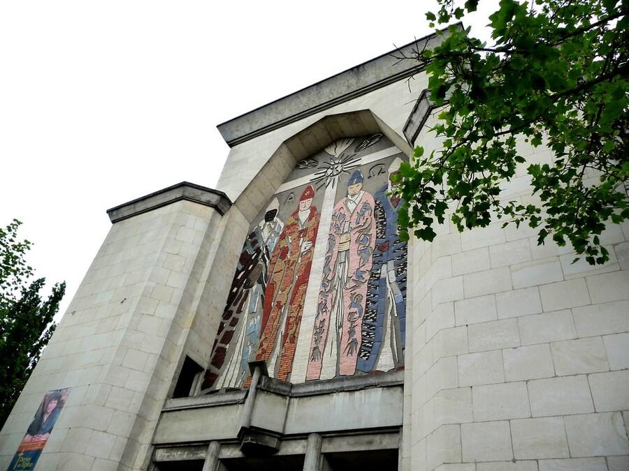 Amiens, église St-Honoré
