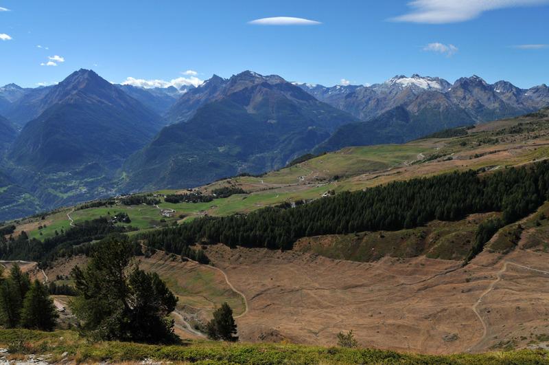 Un air d'Italie : le refuge du mont Fallère (#3)