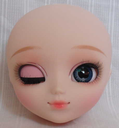 Face-Up Alice du Jardin