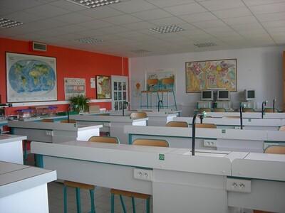 Salles de S.V.T