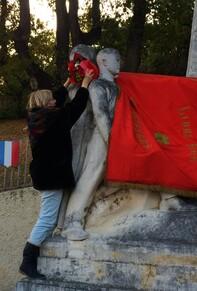 """Château-Arnoux ce 11 novembre: """"Celles de 14"""" et """"les fusillés pour l'exemple 14-18""""!"""