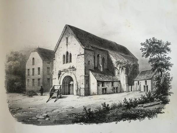 Gravures anciennes du Pays Châtillonnais