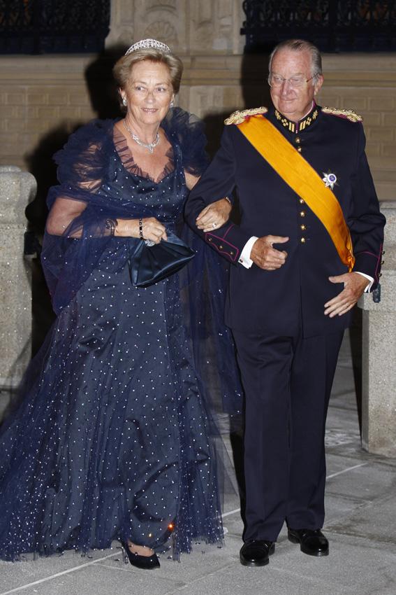 Reines et roi de Belgique