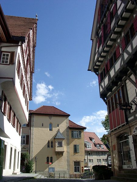Blog de lisezmoi : Hello! Bienvenue sur mon blog!, L'Allemagne : Bade-Wurtenberg - Esslingen am Neckar