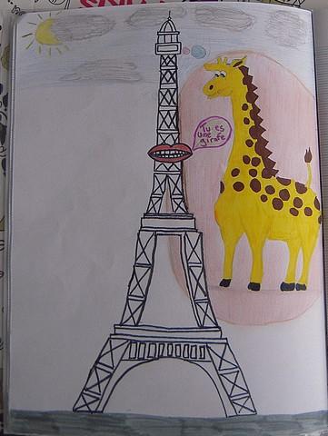 La seine a rencontre paris ivens