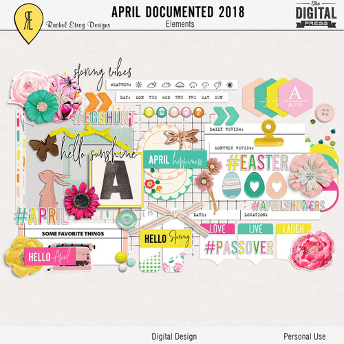 April documented 2018
