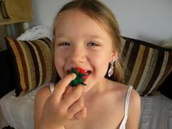 Branwen aux fraises