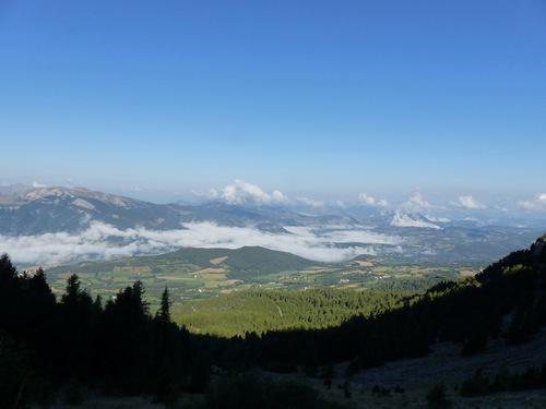 Pic de Bernardez (Seyne les Alpes)