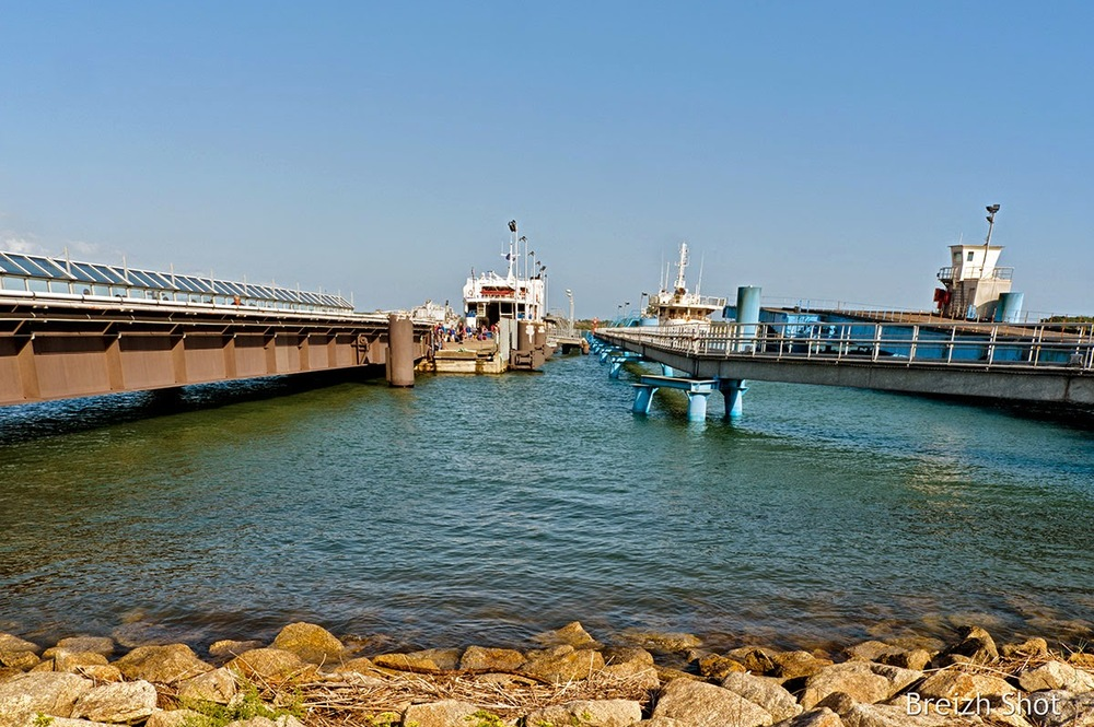 Embarcadère île de Groix - Lorient