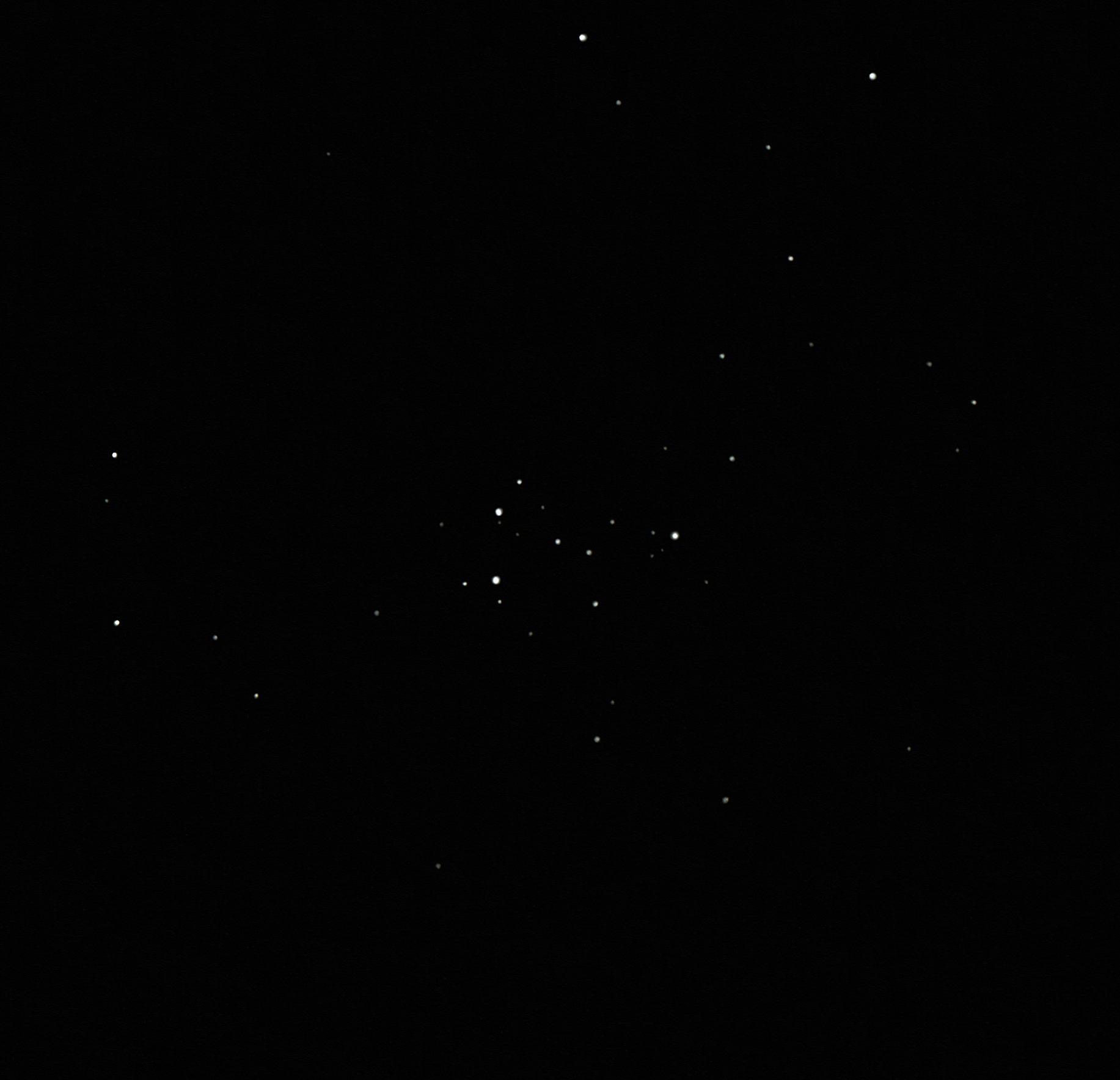 ngc 7235 open cluster