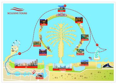 Dubaï Marina en mini-croisière