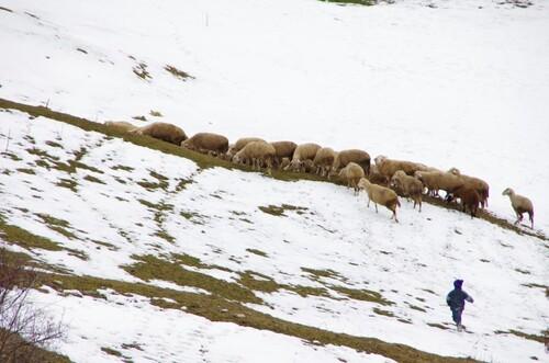 L'hiver chez les gorani du Kosovo