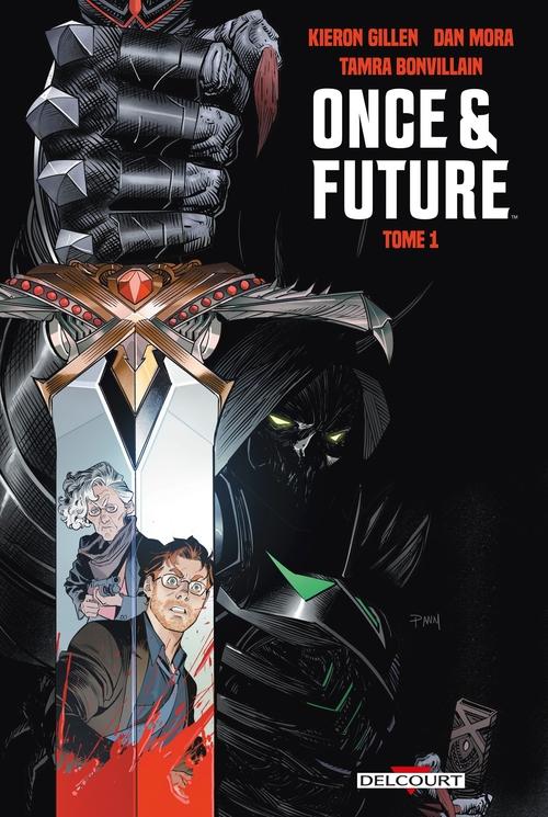 Once & future - Tome 01 - Gillen & Mora & Bonvillain