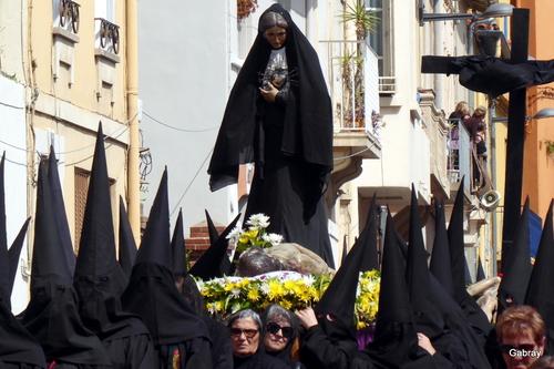 Perpignan: procession de la sanch