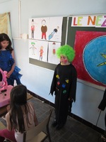 Saynètes de théâtre présentées par le CE2 CM1 de Madame Notin
