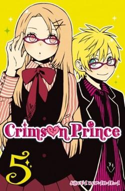 Couverture de Crimson Prince, tome 5