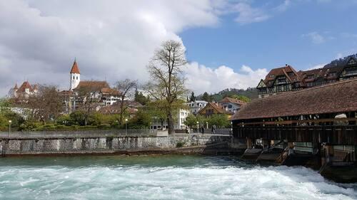 Deux jours de ballade en Suisse