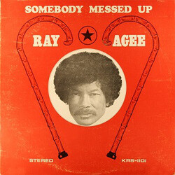Ray Agee - Somebody Messed Up - Complete LP
