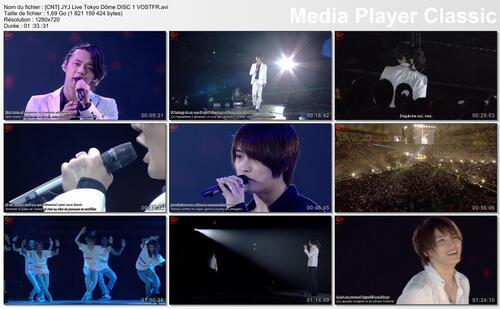 [Concert] JYJ - Thanksgiving Live in Dôme