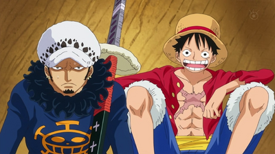 One Piece épisode 624 en VOSTFR