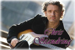 STANDRING, Chris - Never Too Late  (Smooth Jazz)
